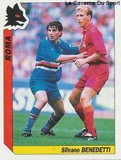 N°291 SILVANO BENEDETTI # ITALIA AS.ROMA TORINO.FC STICKER TUTTO CALCIO 1995 SL