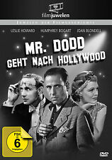 Mr. Dodd geht nach Hollywood - Humphrey Bogart & Leslie Howard - Filmjuwelen DVD