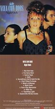 "Vaya Con Dios ""Night owls"" Mit ""Nah Neh Nah"" + ""What´s a woman""! 1990! Neue CD!"