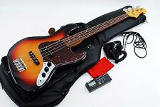 Fender Japan Jazz Bass Guitar Ref No 117692
