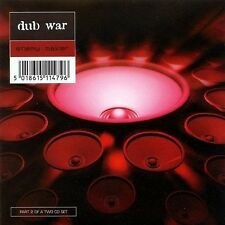 Dub War - Enemy Maker - 1996 Earache NEW