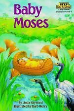 Step 1 Step Into Reading - Baby Moses (2000) - Used - Trade Paper (Paperbac