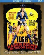 Ilsa - Harem Keeper of the Oil Sheiks , limited (333) small hardbox A , uncut