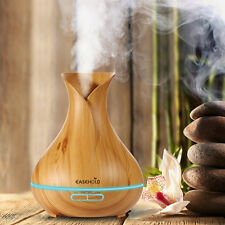 EaseHold LED Aroma Aromatherapy Diffuser Oil Ultrasonic Air Humidifier Purifier
