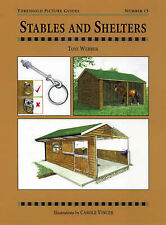 NEW Stables and Shelters by Toni Webber Paperback Book (English) Free Shipping