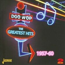Doo Wop: The Greatest Hits, 1957-60 by Various Artists (CD, Aug-2011, 2...