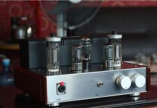 RIVALS FU50 Single-ended Class A tube amplifier with headphone output 10W*2