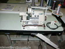 JAPANESE BROTHER 4 / 3 THREAD OVERLOCKER INDUSTRIAL SEWING MACHINE