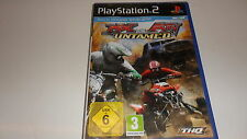 PlayStation 2  PS 2  MX vs. ATV: Untamed