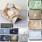 Marble Stone Hard Case Cover +keyboard Skin For Macbook Air Pro 11 12 13 15 inch