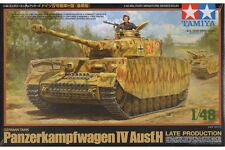 Tamiya 32584 Maquette 1/48 German Panzer IV Ausf.H - Late Production