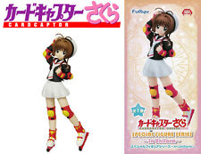 CARDCAPTOR SAKURA SPECIAL FIGURE SERIES IN UNIFORM CARD CAPTOR STATUE MANGA #1