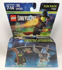 New LEGO Dimensions Fun Pack 71221 The Wizard of Oz Wicked Witch Winged Monkey