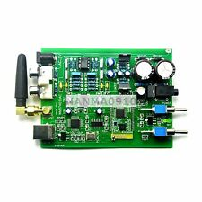 WM8740 + DIR9001 PCM2704 USB DAC Decoder AC9-12V w/ HIFI Bluetooth BHT Antenna