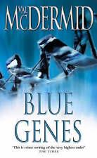 Blue Genes by Val McDermid (Paperback, 1997)