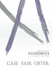 Principles of Economics by Sharon Oster, Ray C. Fair and Karl E. Case (2013,...