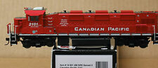 Atlas Trainman 10 001 387 HO NRE Genset II, Canadian Pacific #2100, DCC ready