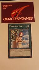 Forbidden Lance BP03-EN172 Common 1st Edition
