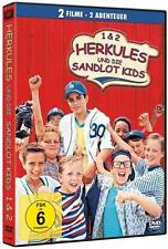 # DVD HERKULES UND DIE SANDLOT KIDS 1 + 2 - Die Baseball Kids - Doppelpack * NEU