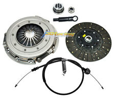 FXR HD CLUTCH KIT w/ CABLE 1986-1995 FORD MUSTANG 5.0L MERCURY CAPRI RS