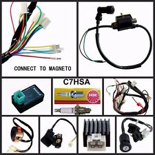 50/70/90/110CC WIRE HARNESS WIRING CDI ASSEMBLY ATV QUAD GO KART