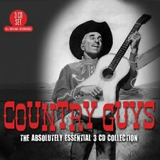 Country Guys ABSOLUTELY ESSENTIAL COLLECTION Best Of 60 Songs MUSIC New 3 CD