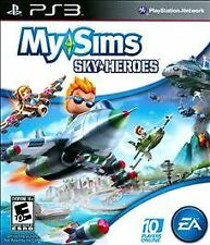 PLAYSTATION 3 MY SIMS SKYHEROES BRAND NEW SKY HEROES