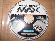 ULTRA MEGA RARE CD DISC DATA GBA SP DS POUR ACTION REPLAY MAX DATEL OCCASION