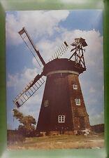 CPA Holland Zwolle Windmill Moulin Molen Windmühle Molino Mill Wiatrak w232