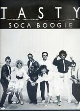TASTY soca boogie 45 RPM MINI LP NEAR MINT RARE