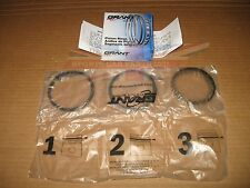 New Grant Piston Rings Ring Set for MGB 1972-1980 for Three Ring Pistons + .040