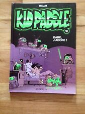 "Kid Paddle #10 - ""Dark, j'adore!"" Comic Book in French Language"