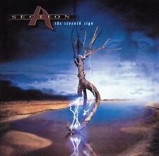 Section A - The Seventh Sign (CD, 2004, Lion Music, Finland)