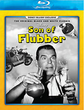 The Absent Minded Professor 2 II Disney Comedy Sequel Son of Flubber on Blu-ray