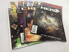 HERO #1-17 ( DC/ Will Pfeifer/Kano/1114469) COMIC BOOK COLLECTION LOT OF 10
