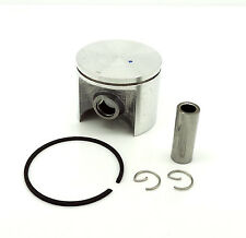 PISTON ASSEMBLY FITS HUSQVARNA 268 & JONSERED 670 SAWS. 50mm. NEW. 503 44 83 71