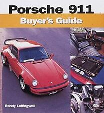 Buyer's Guide: Porsche 911 Buyer's Guide by Randy Leffingwell (2002, Paperback,…