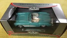 "1957 Chevrolet Corvette Heritage Mint LTD Item 0524 1:24 Scale (7"")"