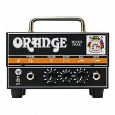 Orange Amplification Micro Dark Terror 20W Hybrid Guitar Amp Head OS-MD