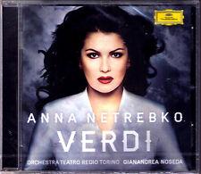 Anna Netrebko Verdi Macbeth il trovatore GIOVANNA D'ARCO CD Rolando Villazon NUOVO
