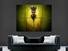 BREAKING BAD  GIANT WALL POSTER ART PICTURE PRINT LARGE HUGE .