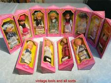 Doll collection,12 vintage dolls 1950's doll collection