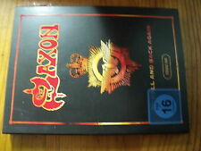 µ? DVD  X2 SAXON To Hell and Back Again