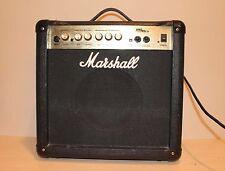 MARSHALL MG15CD 15 Watts Amplifier WORKS GREAT!
