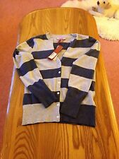 Monsoon Stripped Cardigan RRP £45 (Size 10)