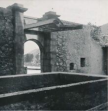 ENTREVAUX c. 1900-20 - Porte d'Italie Alpes de Haute Provence - DIV 7288