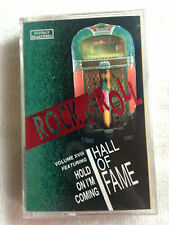 Rock N Roll Hall of Fame Vol. XVIII - Featuring Hold on I'm Coming Cassette Tape
