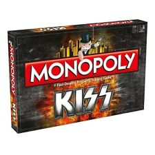 KISS Monopoly Brand New