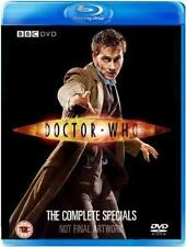 DR WHO - THE COMPLETE SPECIALS  *BRAND NEW BLU-RAY REGION FREE*