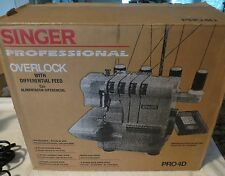 Singer Serger PRO4D Overlock Sewing Machine w/Differential Feed in OIriginal Box
